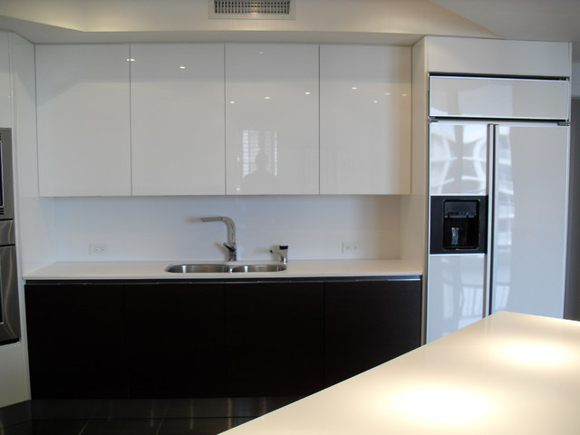 European Style Modern High Gloss Kitchen Cabinets | Home Design .