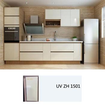 Modern European Style Uv High Gloss Kitchen Cabinets New Model .