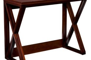 Expandable Counter Height Table - Coffee - Aiden Lane : Targ