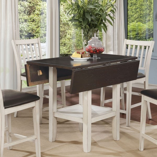 Shop The Gray Barn Doolittle Counter Height Expandable Dining .