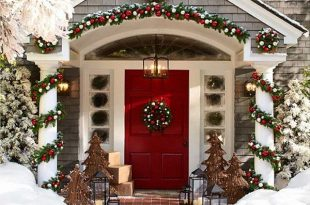 Pottery Barn Inspired Garland Tutorial-Make Your Own! | Outdoor .