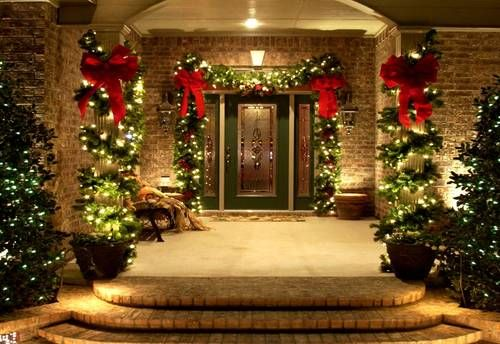 christmas decoration ideas for church - Google Search | Outside .