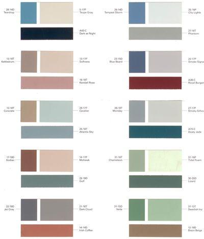 Color Palette | House color palettes, Exterior house colors .