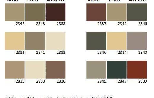 12 Craftsman House Colors | House color palettes, Craftsman .