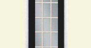 Primed - Doors With Glass - Steel Doors - The Home Dep