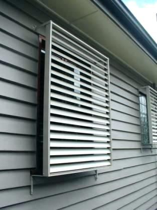 Exterior Window Privacy Screens | Window privacy screen, Window .