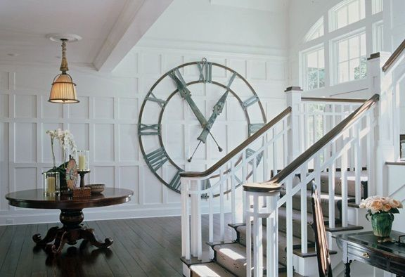buy giant clock - Google Search | Big wall clocks, Huge wall clo
