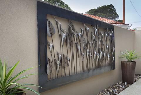 Incredible Big Metal Wall Art - Creative Imag