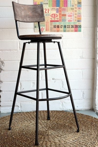 Washington Careo extra tall swiveling bar stool … | Tall bar .