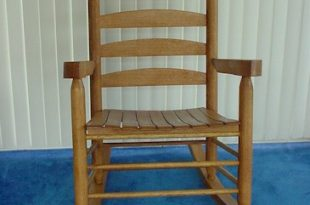 Oversized wooden rocking chairs for outdoor or indo