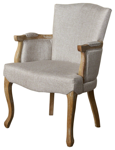 fabric dining chairs with arms