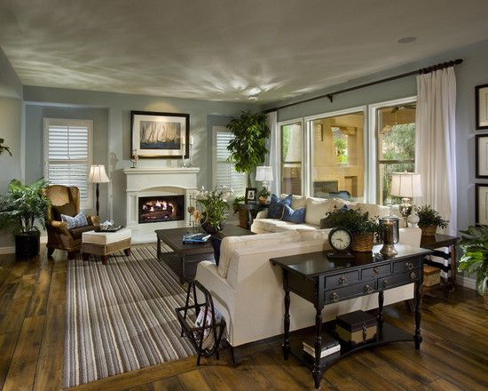 15 Interesting Traditional Living Room Designs | Traditional .