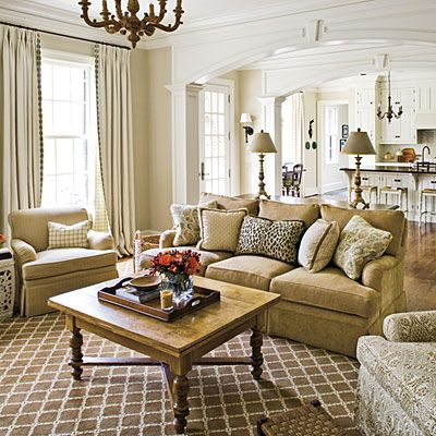 Traditional Family Room Decorating Ideas | Traditional Family Room .