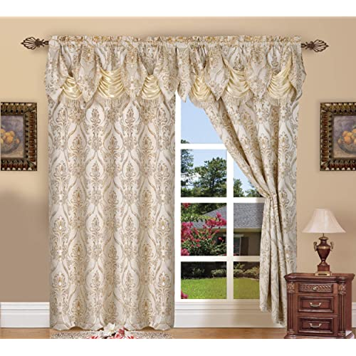 Fancy Curtains for Living Room: Amazon.c