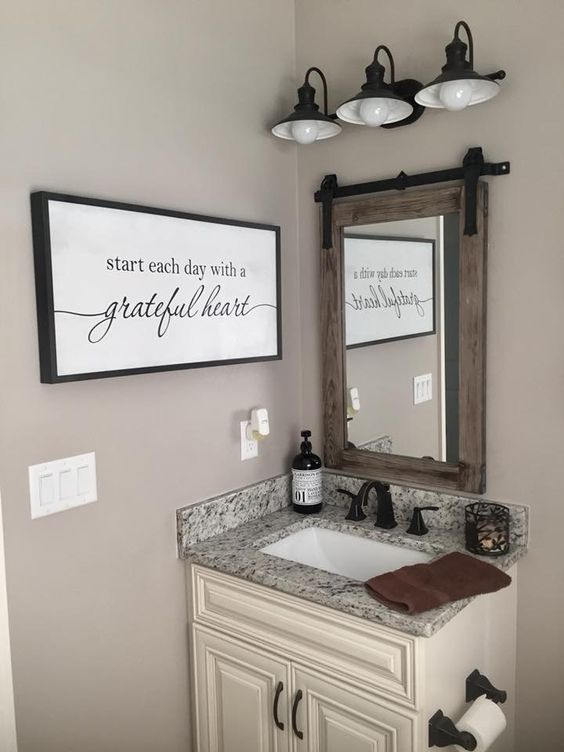 70+ Most Popular Small Bathroom Designs On a Budget 2019 | Small .