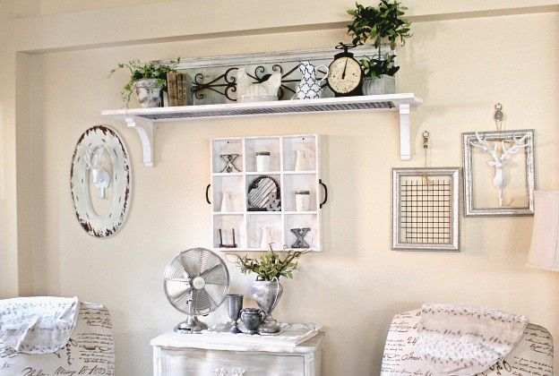 farmhouse wall decor for living room