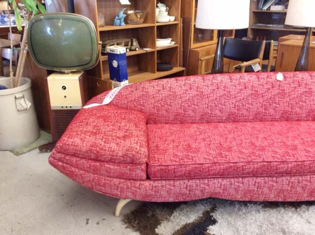 Vintage Flexsteel Sofa - SOLD - midcenturysanjo