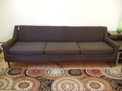 Flexsteel Sofa Mid Century