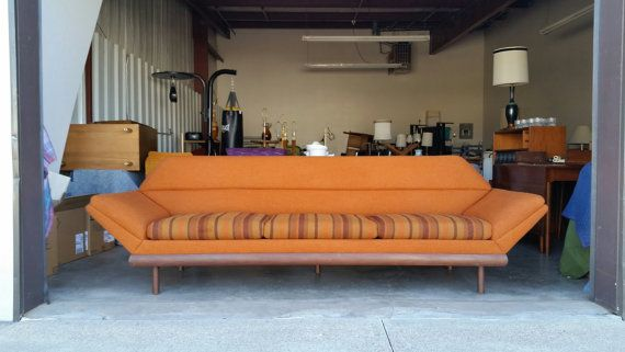 Mod 8 Furniture Gondola couch Etsy.com | Furniture, Mid century .