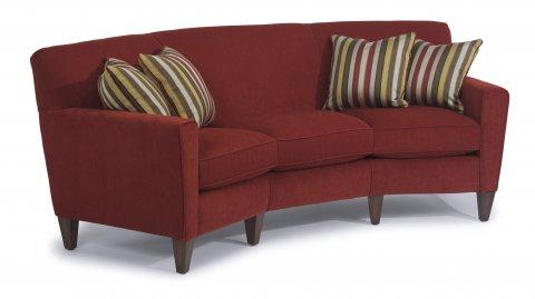 Sofas, Sleepers, & Loveseats | Flexsteel Living Room Furnitu