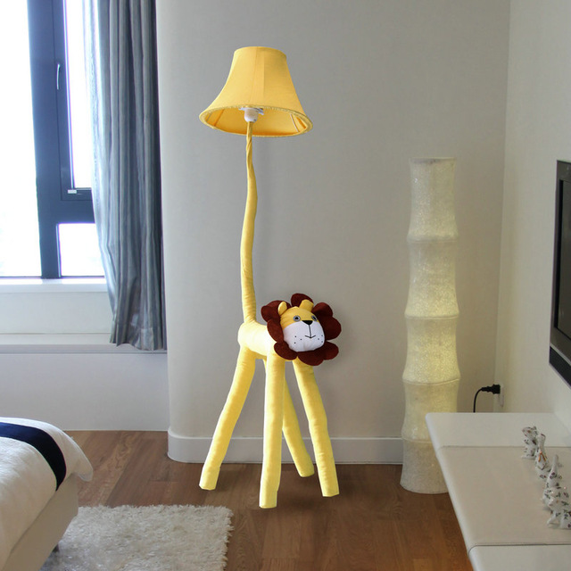 Brilliant Floor Lamp For Baby Room Funny Gift Stand Bedroom .