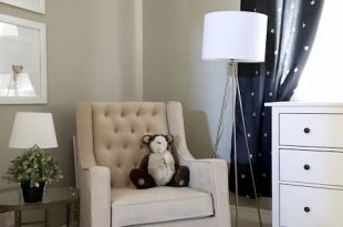 Tripod Floor Lamp 5 Ways | Baby room neutral, Floor lamp, Ho