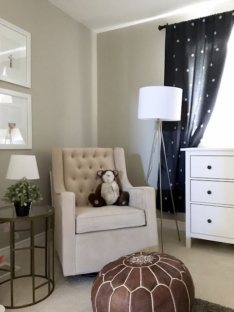 Tripod Floor Lamp 5 Ways | Baby room neutral, Floor lamp, Ho