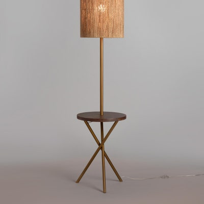 10 Floor Lamps with Tables Attached That Don't Look Like Your .