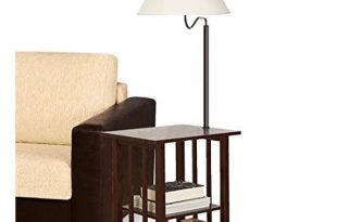 Floor Lamps with Table: Amazon.c
