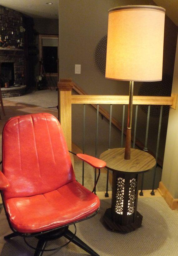"60"" 3 Way Table Lamp,Floor Lamp,Lamp SHADE,Mid Century Modern ."