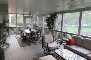 Best Screened In Porch Flooring Optio