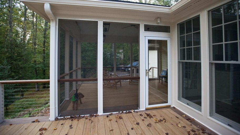 10 Screened-in Porch Planning Tips | Angie's Li