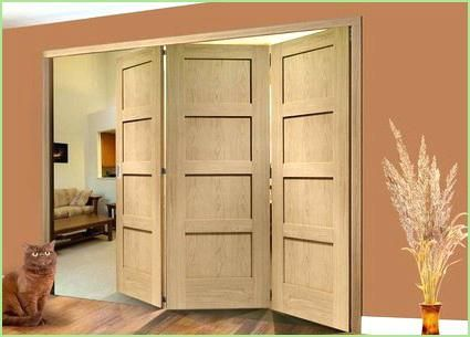 Folding Doors Interior Room Divider