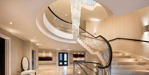 30 Entryway Lighting Ideas - Foyer Light Fixture Ide