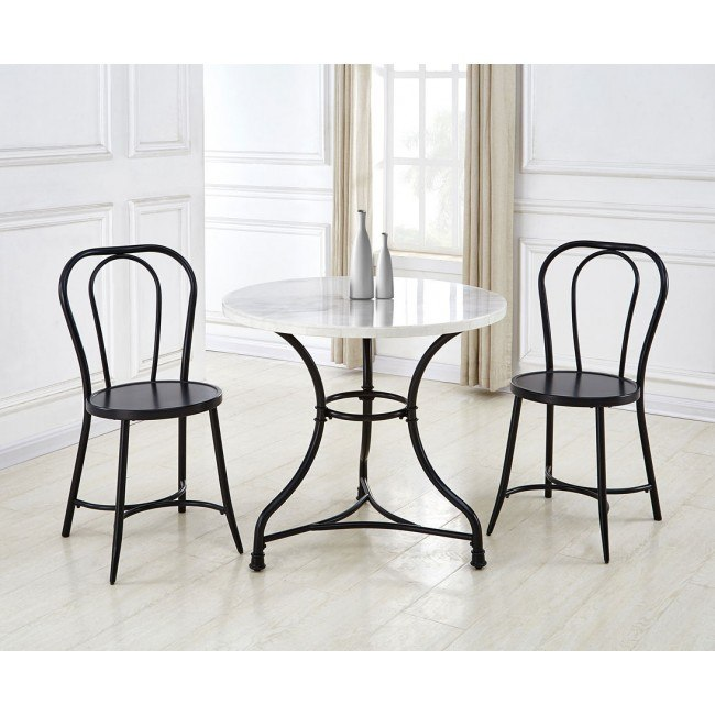 Claire Round Bistro Table Set Steve Silver Furniture | Furniture Ca