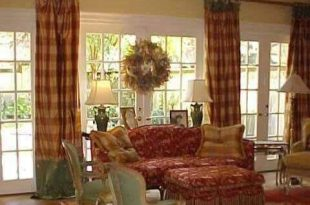 Classic and Authentic French Country Curtains | French country .