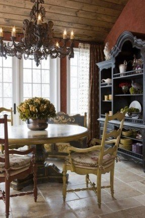 Country French Kitchen Chairs - Ideas on Fot