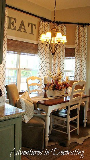Our new *French Country* Breakfast Area | Home decor, Home, Home .