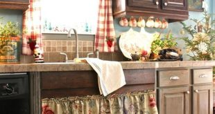 French Country Kitchen Makeover ~ interior design ideas and decor .