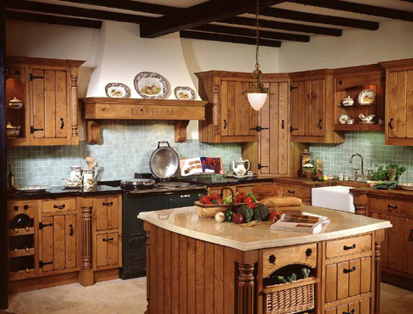 Country Kitchen Decorating Ideas On A Budg