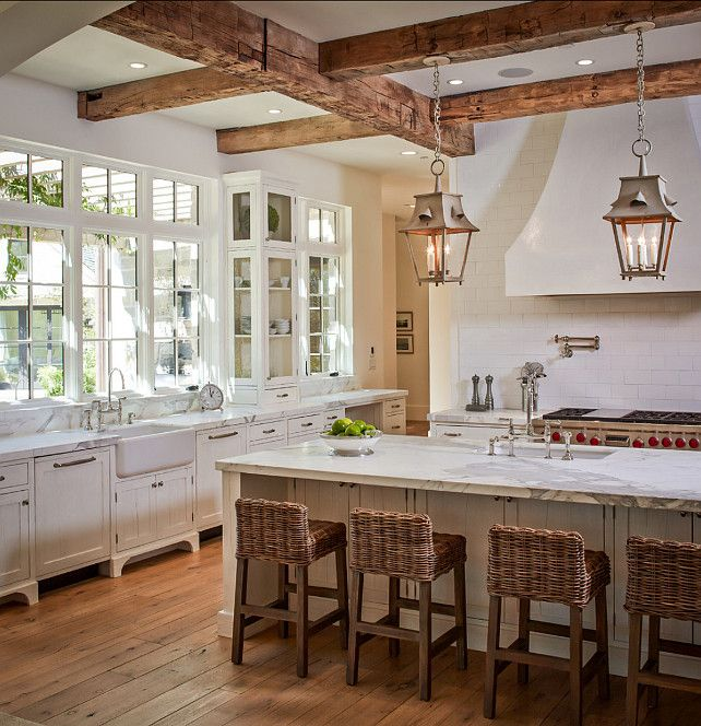 20 Ways to Create a French Country Kitch