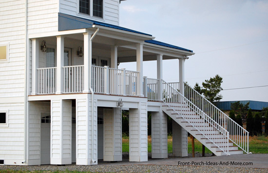 Beach Home Plans | Coastal Houses | Front Porch Pictures | Beach .
