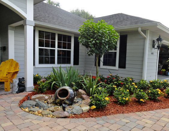 17 Small Front Yard Landscaping Ideas To Define Your Curb Appeal .