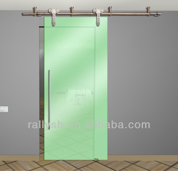 Glass Bathroom Entry Doo