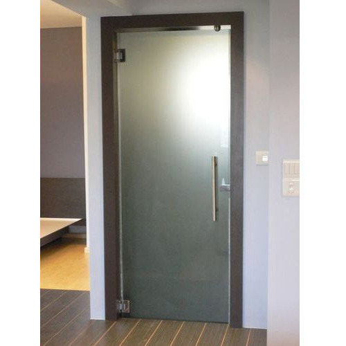 Attractive Frosted Glass Bathroom Door Entry At R 2800 Piece .