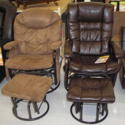 Big Lots Recalls Glider Recliners with Ottomans Due to Entrapment .