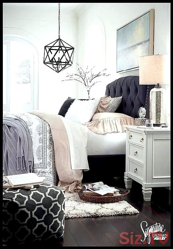 Grey Headboard Bedroom Dark Grey Headboard Bedroom Ideas Light .