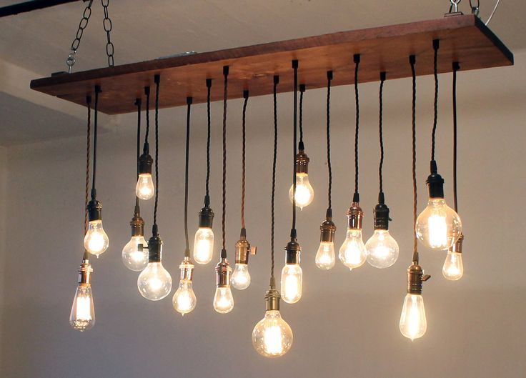 Lovable Hanging Bulb Chandelier Hanging Light Bulb Fixture Home .