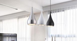Modern Restaurant Pendant Lights Minimalist LED Hand Lamp Dining .