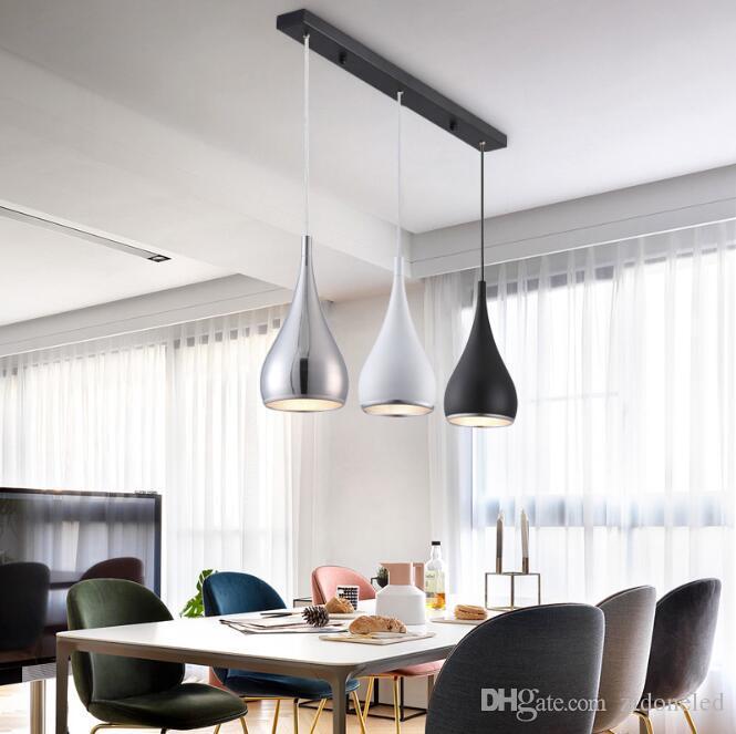 Modern Hanging Lamps Dining Ro